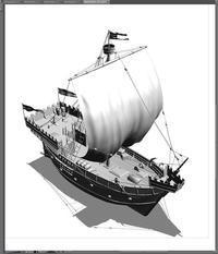 3Dモデルをトレースするタイプの作画のお話 - 山田南平Blog