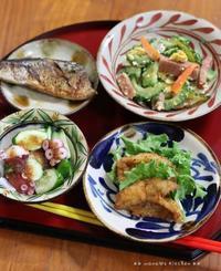 週末晩ご飯 ✿(๑¯﹃¯๑)♪ - **  mana's Kitchen **