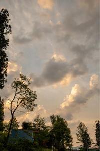 夕暮れ - 松之山の四季2