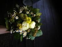 一週間に一度、定期的にお届けしている花束。2019/05/27。 - 札幌 花屋 meLL flowers