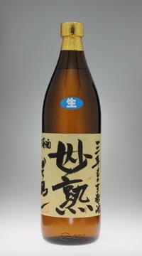 かち鶴 妙熟 三年もの生原酒[かち鶴酒造] - 一路一会のぶらり、地酒日記