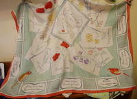 Hermes Scarf - carboots