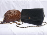 CHANEL Leather Bag - carboots