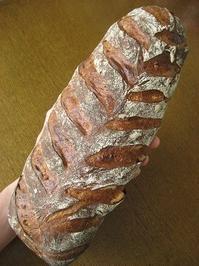 くるみのカンパーニュ - slow life,bread life