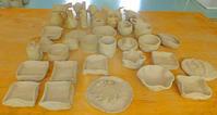 素焼き6月3日(月) - しんちゃんの七輪陶芸、12年の日常