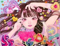 巽千沙都&まりりんMarianne展〜Cawaii Flavor〜2019.6.8〜16 - OTO - BLOG 履歴