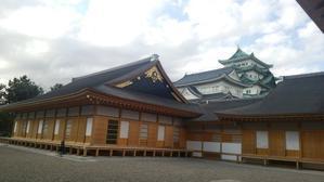 名古屋城の巻き(^^) - 昇仙峡ロープウェイ「スタッフ」ブログ