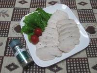 低温調理でしっとり柔らか♪ハーブ香る☆自家製鶏ハム - candy&sarry&・・・2