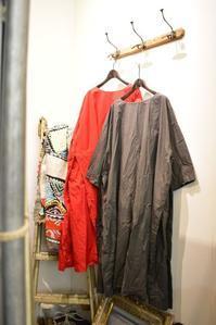 Veritecoeur::Cotton Twill One-piece&Skirt - JUILLET