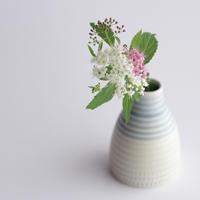 中曽智子さんの作品ー花器 - くわみつの和み時間