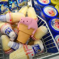 留之助限定ミャウリティング苺味、6月4日発売 - 下呂温泉 留之助商店 店主のブログ