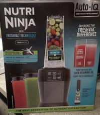 Ninjaと言うメーカーでバキュームブレンダー購入 - 2度目のリタイア後のライフ