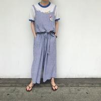 オールインワン! - 「NoT kyomachi」はレディース専門のアメリカ古着の店です。アメリカで直接買い付けたvintage 古着やレギュラー古着、Antique、コーディネート等を紹介していきます。