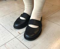 ストラップパンプス - 手づくり靴 仄仄工房(ホノボノコウボウ)