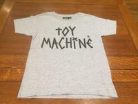 "FLAKE  ""toy machine LOGO TEE""  【NO, 19A907-42】 - LOB SHOP"