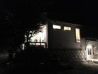 『闇に浮かぶクロッセ』&『裏山の梅と庭のユスラウメ』 - CROSSE 便り