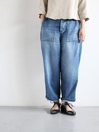 Ordinary fitsJAMES PANTS / used (LADIES SELECT) - 『Bumpkins putting on airs』