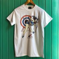 """Delinquent Bros """"Arrow Pin up Tee"""" - ★ GOODY GOODY ★  -  ROCK'N ROLL SHOP"""