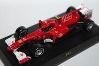 1/64 Kyosho Ferrari F1 3 Online Ver. F10 800 RACE Anniversary 2010 - 1/87 SCHUCO & 1/64 KYOSHO ミニカーコレクション byまさーる