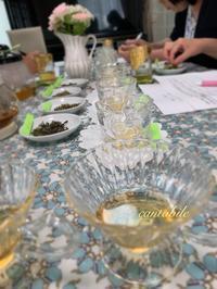 ファーストフラッシュ2019を楽しむ会を開催しました - 佐賀県伊万里市フラワーアレンジメント&紅茶レッスン cantabile♪ flower &tea Lesson 伊万里style