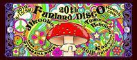 6/15 Funland Disco 20th@Koenji Cave - Tomocomo 'Shamanarchy'