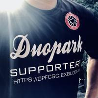 サポT、完成です!June 5, 2019 - DUOPARK FC Supporters