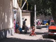 世界ふれあい街歩き「シルクロード 青の都 サマルカンド~ウズベキスタン~」再放送のお知らせ - ユーラシア大陸 お仕事日記