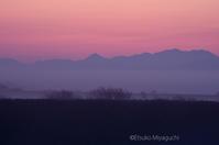 パステルピンクの空 - ekkoの --- four seasons --- 北海道