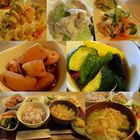 だいどころやいろ * 牛スジスパイシーカレーとおばんざい定食♪ - ぴきょログ~軽井沢でぐーたら生活~