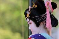 お旅まつり・子ども歌舞伎封印切の場の参 - ちょっとそこまで
