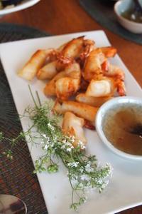梅干で夏ばて防止タイ料理レッスン横浜タイ料理教室 - 日本でタイメシ ときどき ***