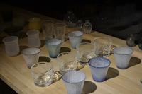 橋村大作・野美知 ガラス展を開催しています。|ギャラリー青田風 - gallery青田風(あおたかぜ)