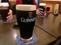 京都市京都市役所前「Irish Pub GNOME」★★★☆☆ - 紀文の居酒屋日記「明日はもう呑まん!」