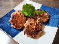 イカと梅干のつみれ - sobu 2