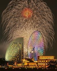 横浜開港祭花火大会2019 - エーデルワイスPhoto