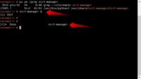 SUSE linux15 virt-manager が起動できない - isLandcenter 非番中