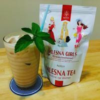 今年の夏もチョコミント - 香りの紅茶 ムレスナティー HONORATKA TEA ROOM