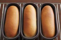 あんこさんのコッペパンを小さめに焼く - Takacoco Kitchen