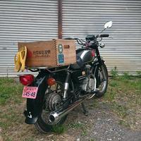 素敵な木箱をゲット! - fumitomochida.diary