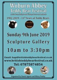 イギリスのテディベアフェスティバル-Woburn abby teddy bear festival - SOYO*BEAR