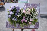 川崎  花と緑の市民フェアハンギングバスケットコンテスト - 小さな庭のひだまりで