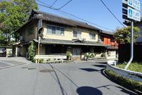 山崎の三笑亭 - レトロな建物を訪ねて