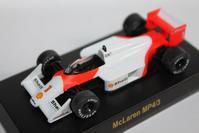 1/64 Kyosho McLaren F1 MP4/3 - 1/87 SCHUCO & 1/64 KYOSHO ミニカーコレクション byまさーる