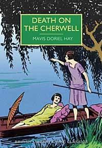 Death on the Cherwell - TimeTurner