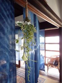 ハンギングプランツ フラワー&グリーンver. - 森の工房 Flower Work ナチュラルスローな空間