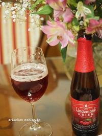 ベルギーのチェリービールで乾杯~♫ - アリスのトリップ2