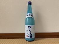 (広島)賀茂鶴 にごり酒 純米酒 / kamotsuru Nigorishu Jummai - Macと日本酒とGISのブログ