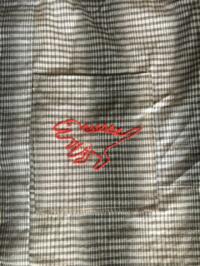 1日刺繍に明け暮れる - 京都西陣 小さな暮らし