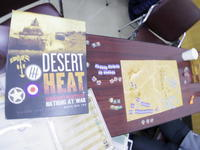 2019.03.09(土)YSGA三月例会の様子その7〔L'nL〕 Nations at Warシリーズ 『Desert Heat』チリ'73HANABIサンクト・ペテルブルグ - YSGA 例会報告