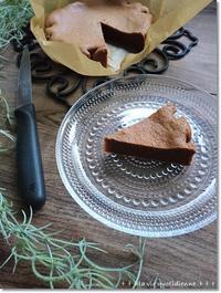 久しぶりにチョコレートケーキと姫の発熱。。。突発性かな? - 素敵な日々ログ+ la vie quotidienne +